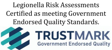Legionella Risk Assessments Trust Mark Certified as meeting Government Endorsed Quality Standards